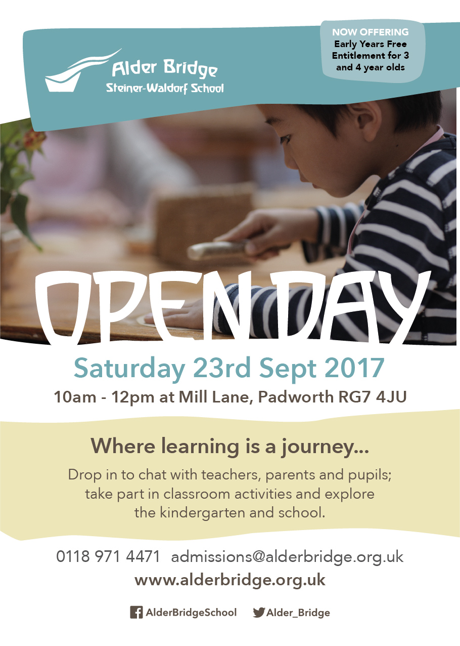 Alder Bridge School Open Day